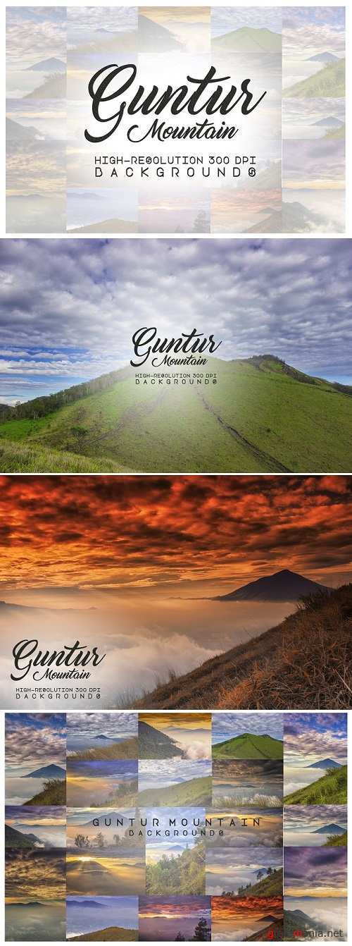 GUNTUR MOUNTAIN - Backgrounds Photos 1180381