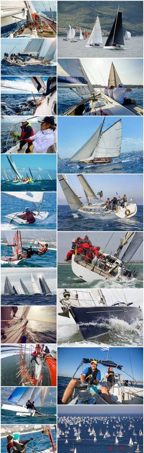 Sailing Extreme Yacht Race #2 - 20 HQ Images