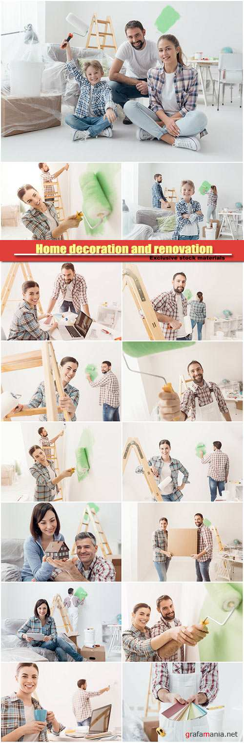 Home decoration and renovation