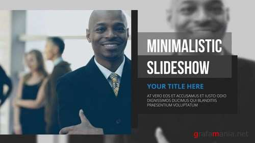 Alpha Corporate Slideshow After Effects Templates