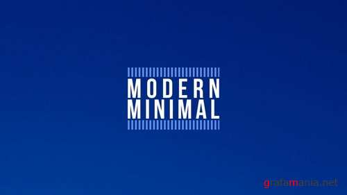 10 Minimal Motion Titles After Effects Templates