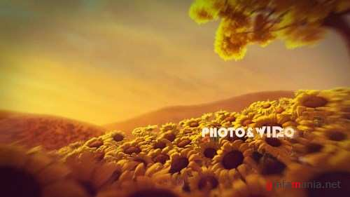 Slideshow Natural Beauties After Effects Templates