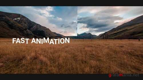 Dynamic Slideshow After Effects Templates