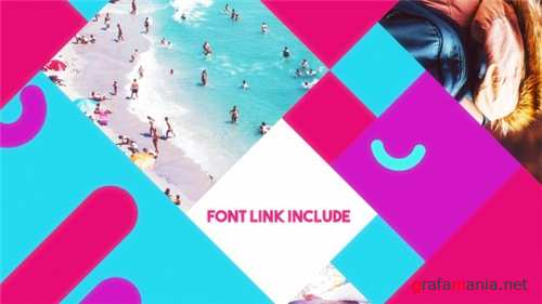 Simple Colorful Opener - After Effects Project (Videohive)