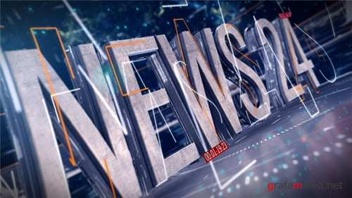 News Broadcast Package vol.1 - After Effects Project (Videohive)