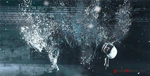 Motion Particles - Photo Toolkit - After Effects Project (Videohive)