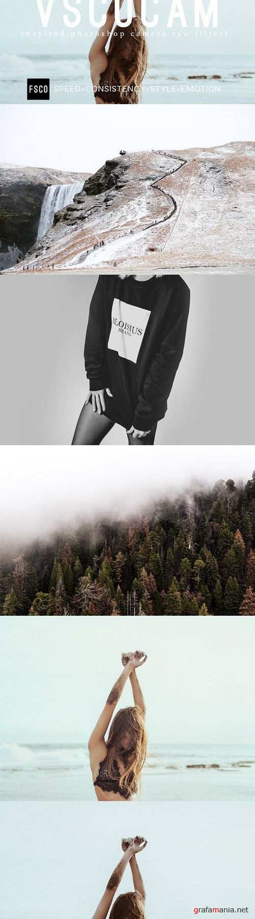 VSCOcam Inspired Photoshop Bundle 1323509