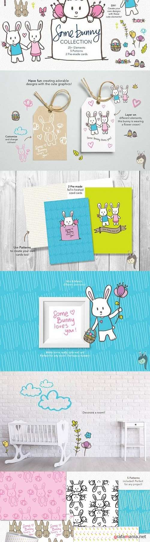 Some Bunny Collection 1361609