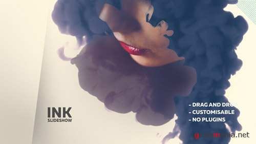 Ink Promo Slideshow - Project for After Effects (Videohive)