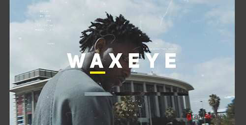 Waxeye // Sport Action Opener - Project for After Effects (Videohive)
