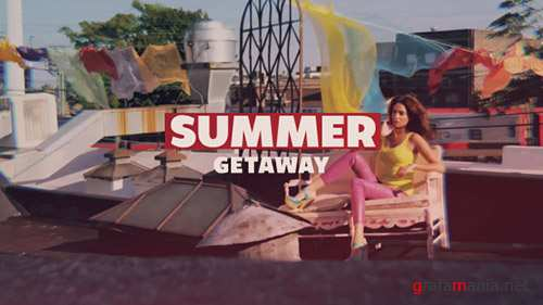Summer Getaway - Project for After Effects (Videohive)