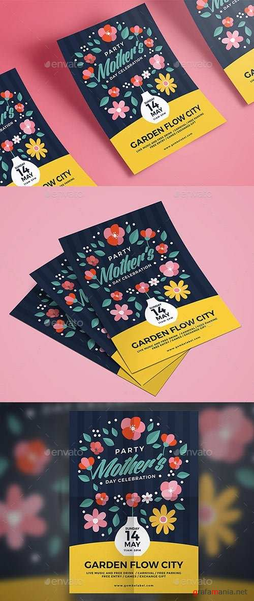 Mother's Day Flyer 19802079