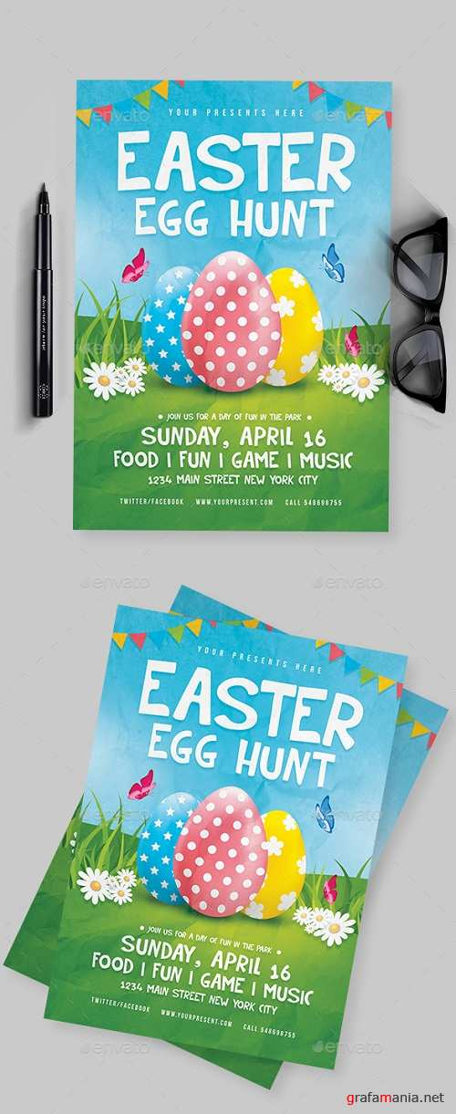 Easter Egg Hunt - 19618001