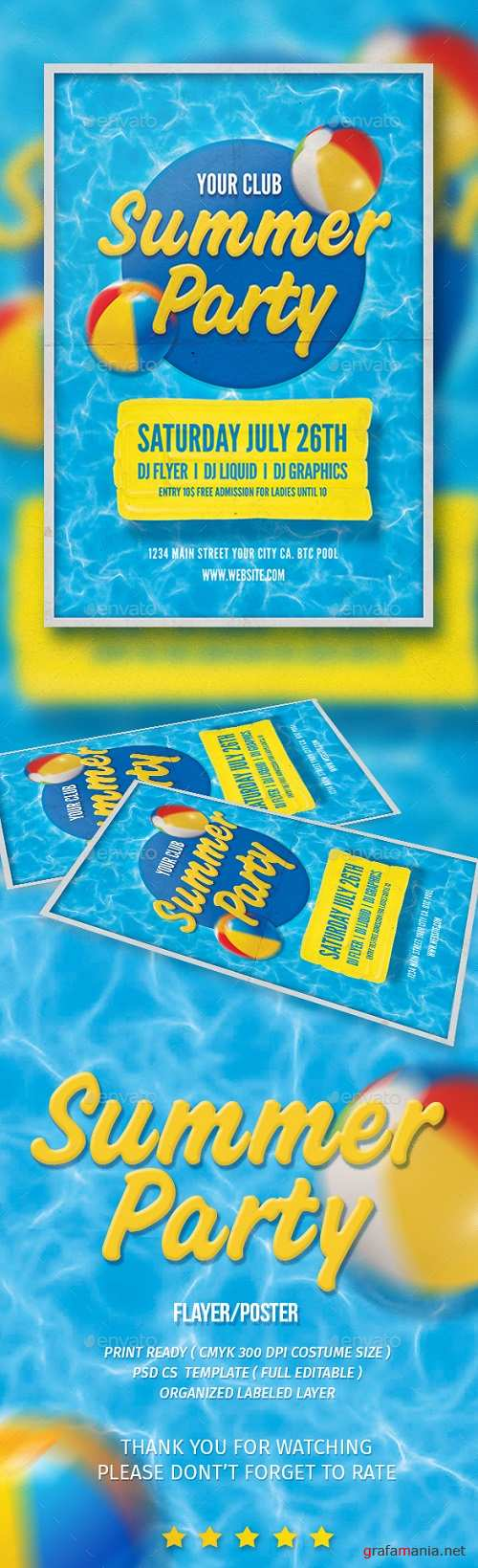 Summer Pool Party 15944480