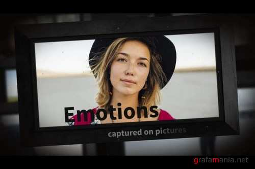 Portraits After Effects Templates