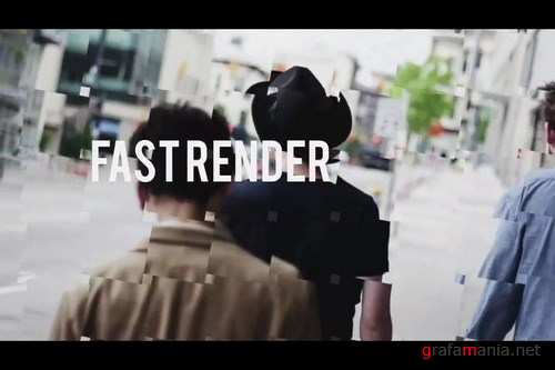 Fast Urban Opener After Effects Templates