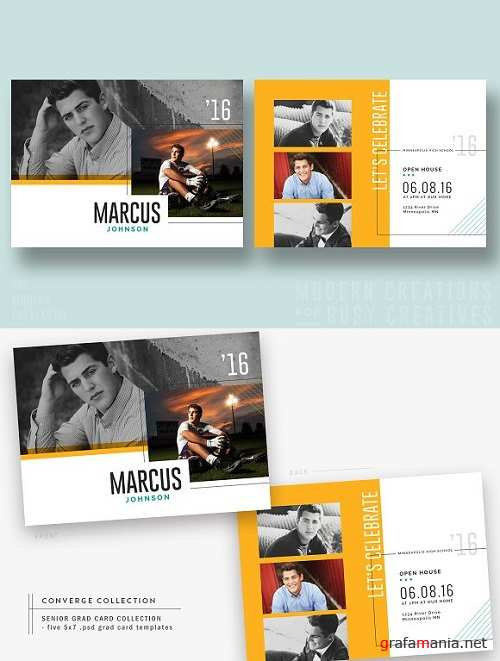 Grad Card | Spotlight - 1408453