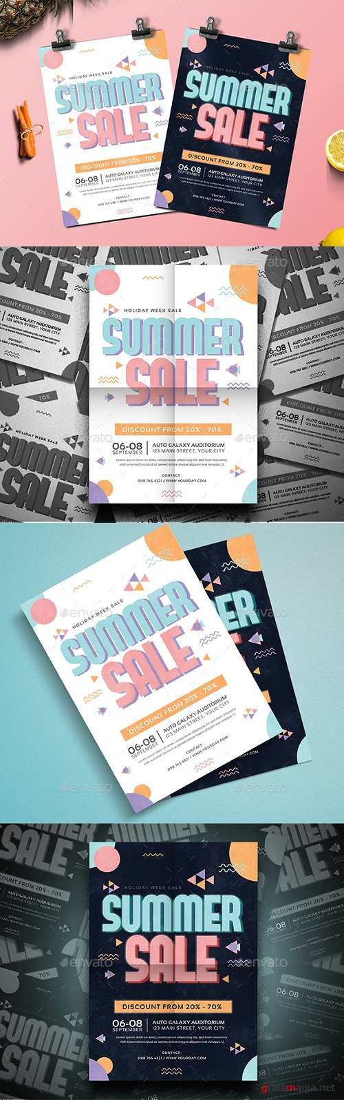 Summer Sale Flyer 20011109