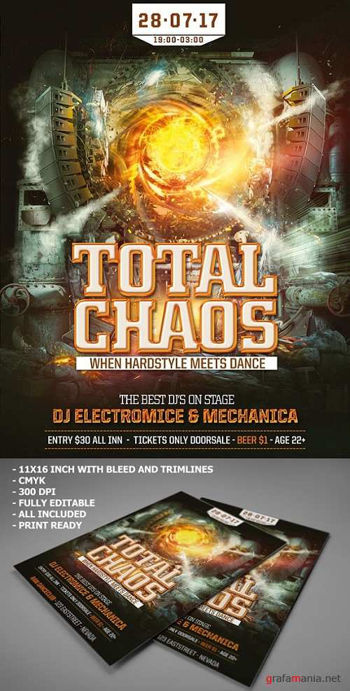 Total Chaos 1514532