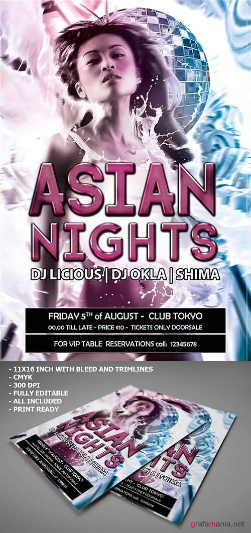 Asian Nights 1514522