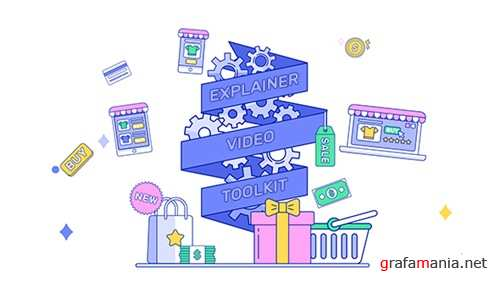 Explainer Video Toolkit 19804982 - After Effects Project (Videohive)
