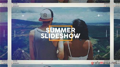 Summer Slideshow 19912266 - After Effects Project (Videohive)