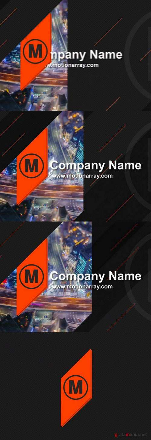Motion Array – Company Name Project
