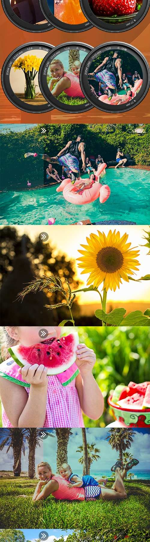 20 Summer Collections Lightroom Presets 19873417