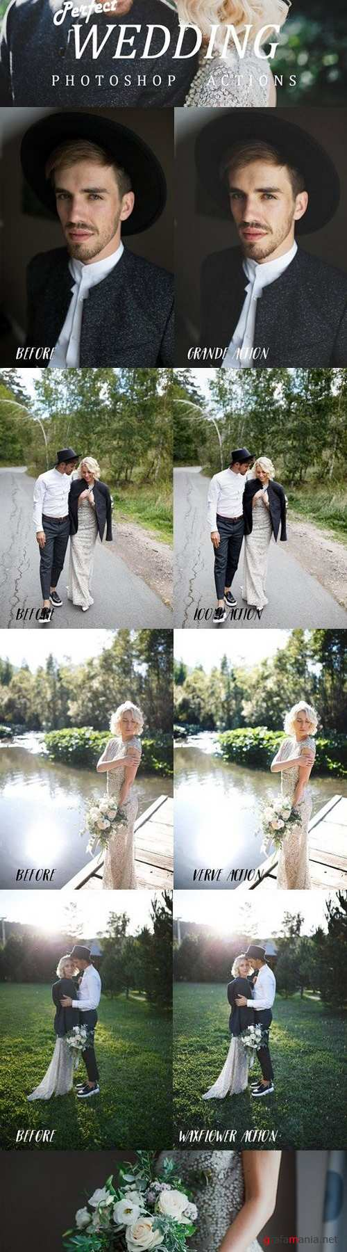Photoshop wedding actions 1436867