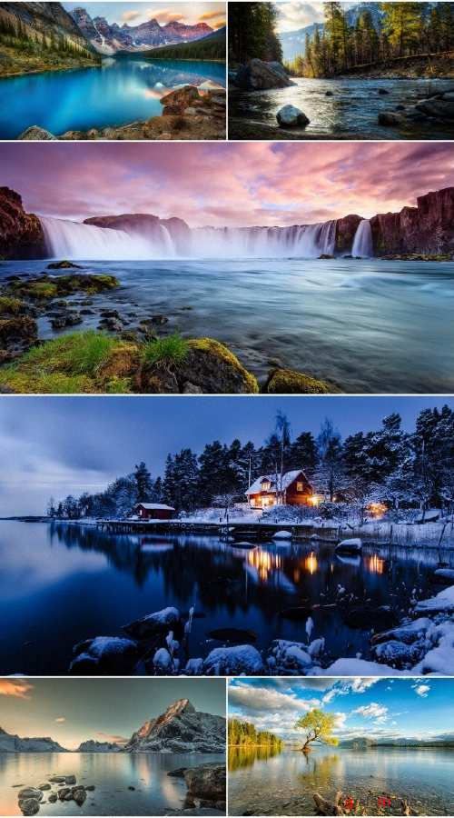 Water Views HD selection (Pack 29)