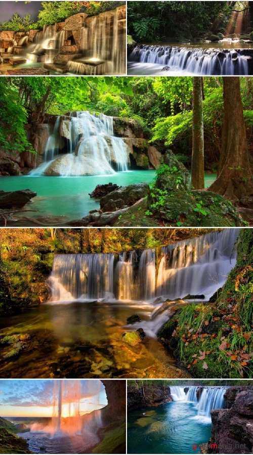 Waterfalls HD collection (Part 28)