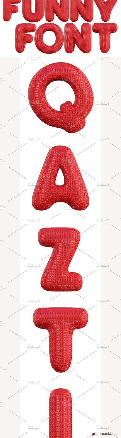 Inflatable letters 1436698