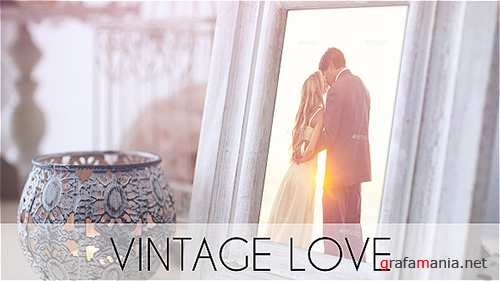 Vintage Love - Project for After Effects (Videohive)