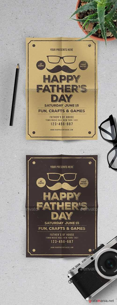 Father's Day Flyer 20032718