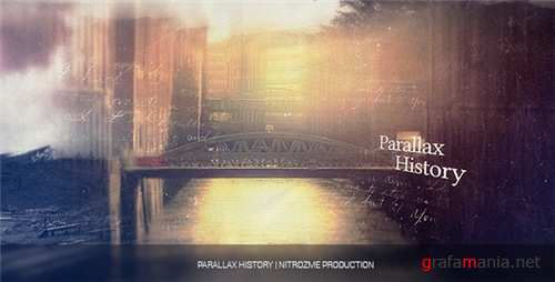 Parallax History - After Effects Project (Videohive)