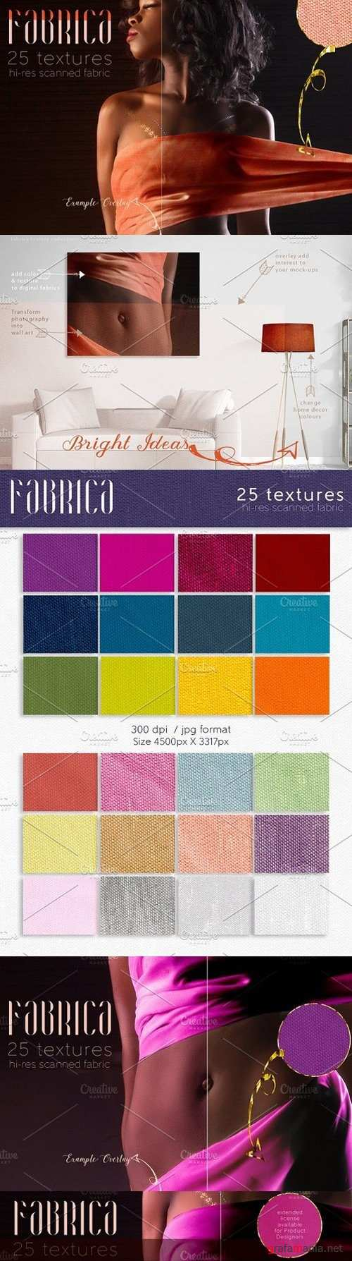 Fabrica Texture Overlays Collection 1495129