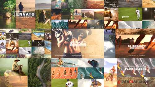 Clean Slideshow 19565238 - Project for After Effects (Videohive)
