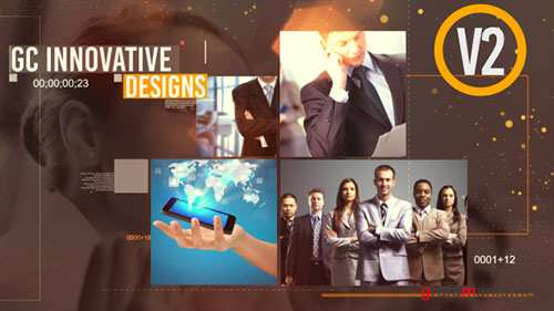 Inspire Corporate V2 - Project for After Effects (Videohive)