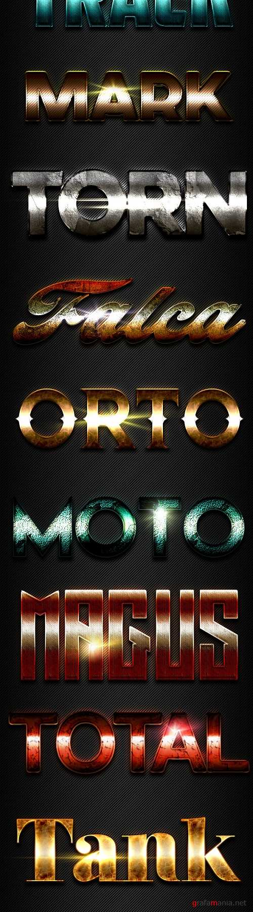 10 Text Effects Vol. 04 - 19872371