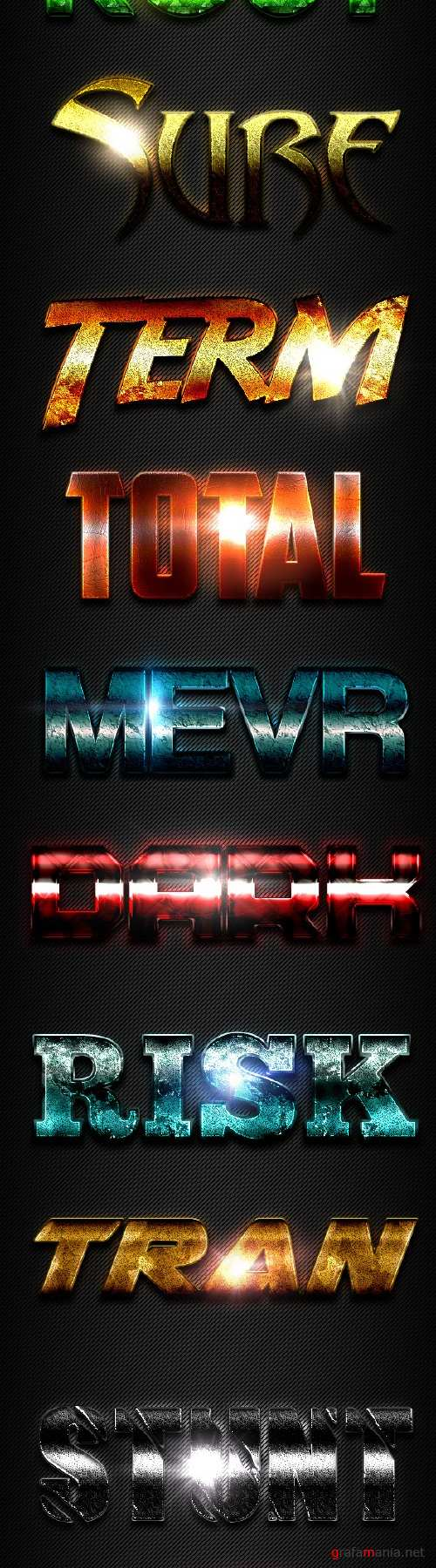 10 Text Effects Vol. 05 - 20001544