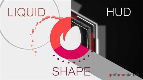 Shape Logo Reveal Pack - After Effects Project (Videohive)