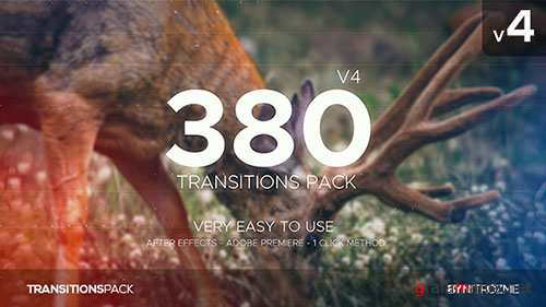 Transitions Pack 20074370 - Project for After Effects (Videohive)