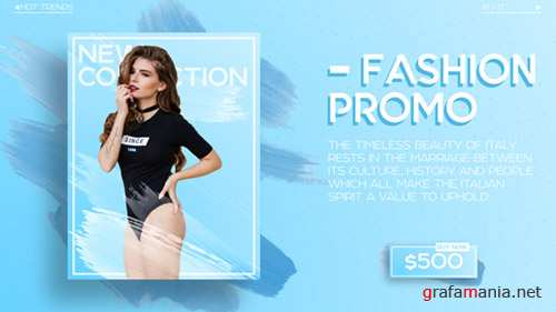 Fashion Market 19680239 - Project for After Effects (Videohive)