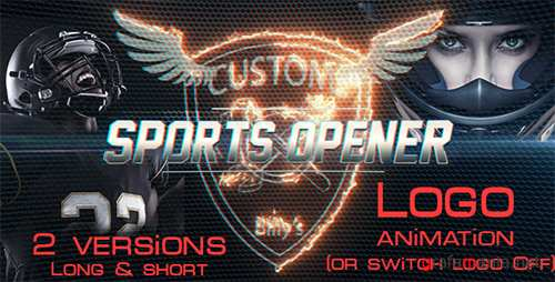 Sports Opener - Extreme Promo - Project for After Effects (Videohive)