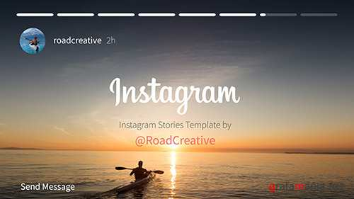 Instagram Story - Project for After Effects (Videohive)