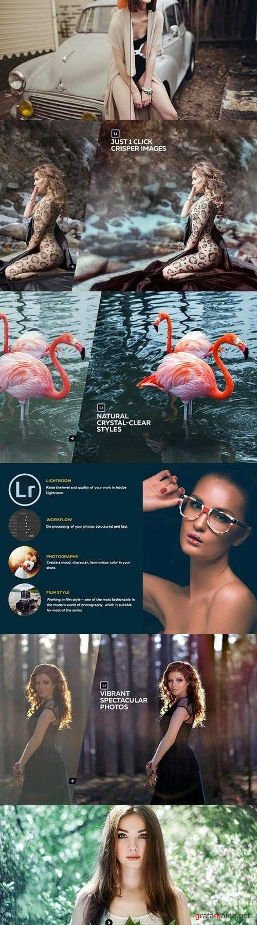 55 Premium Lightroom Presets 1437554