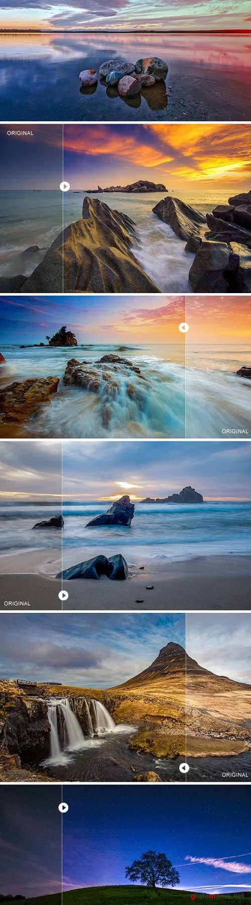 Landview Pro Lightroom Presets 20179467