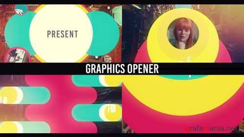 Graphics Opener - Project for After Effects (Videohive)