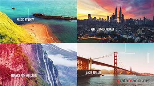 Inspirational Slideshow - After Effects Project (Videohive)