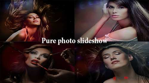 Pure photo slideshow - Project for Proshow Producer